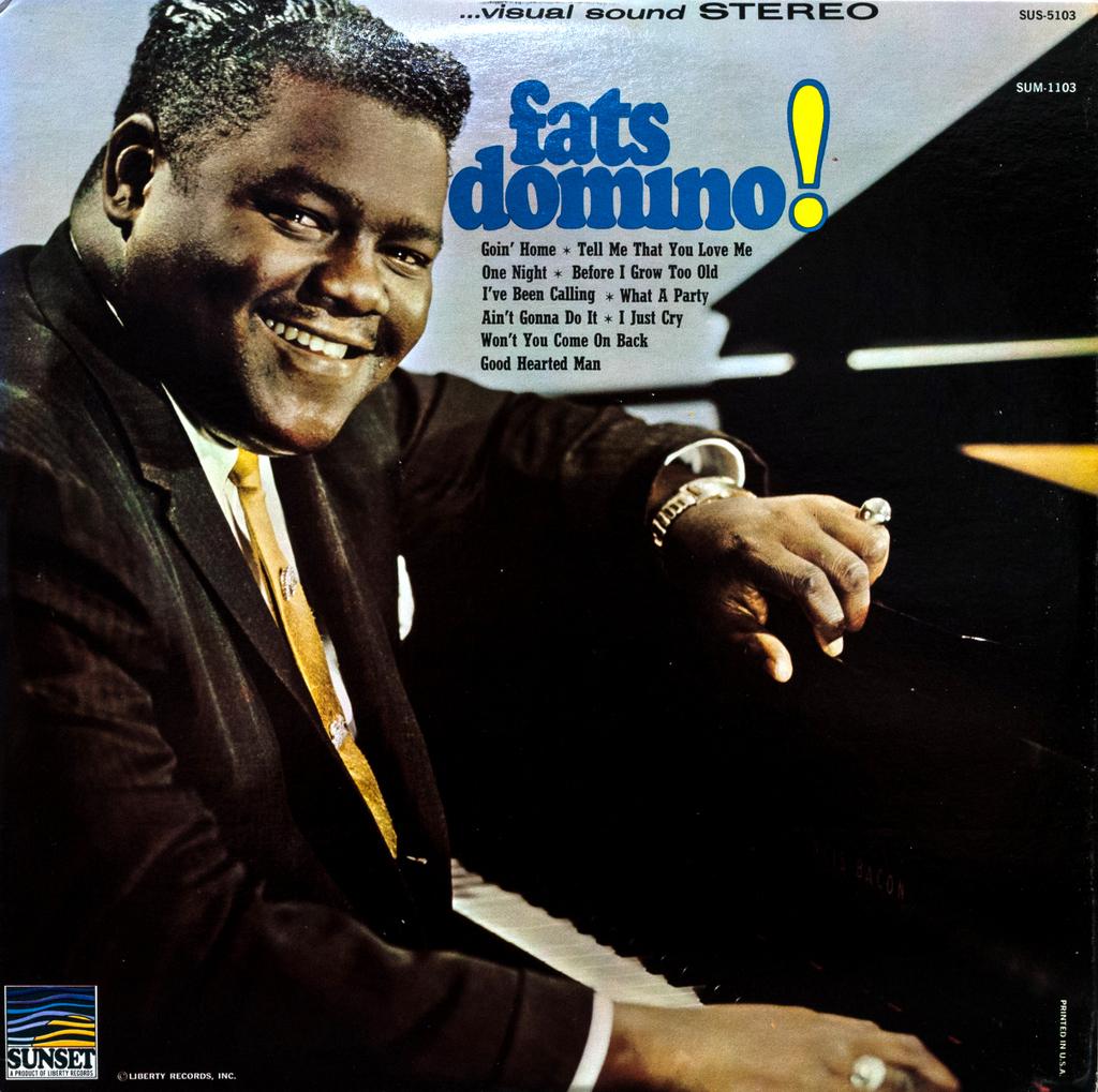 Vinyl Philosophy Vinyl Feature Fats Domino Fats