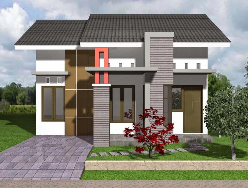 gambar desain rumah minimalis type 36 terbaru desain