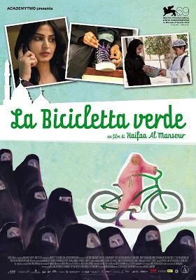 La bicicletta verde di Haifaa Al-Mansour