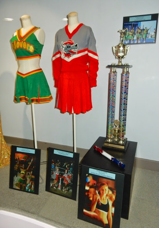 Bring It On movie costume props
