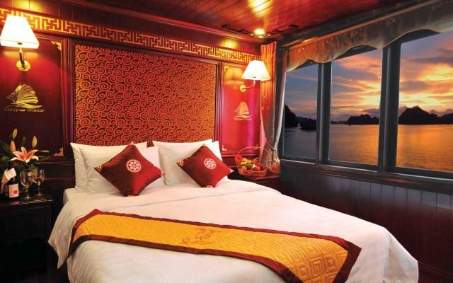 Deluxe Cabin - Calypso Cruise