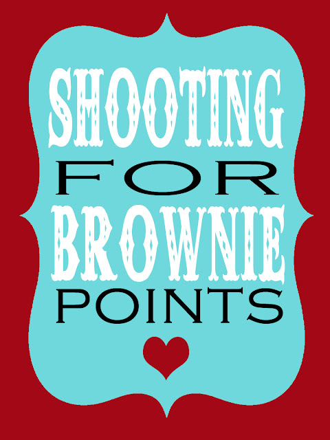 Influential image intended for shooting for brownie points free printable