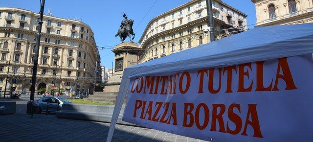 Comitato Piazza Borsa - Napoli