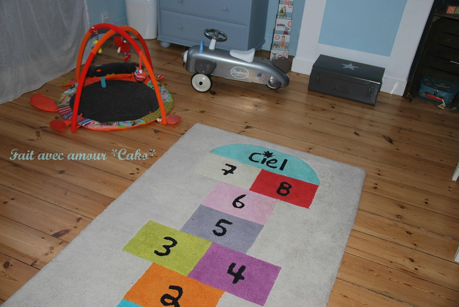 fait avec amour cako la chambre de gabin. Black Bedroom Furniture Sets. Home Design Ideas