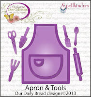 ODBD Custom Apron and Tools Die Set