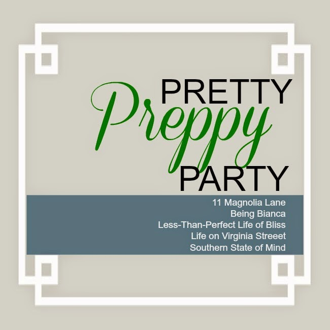 join the pretty preppy link party