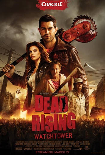 Dead Rising Watchtower DVDRip Latino