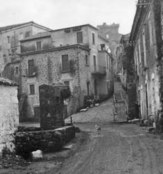 Vicolo San Costanzo - anni Sessanta (XX secolo)