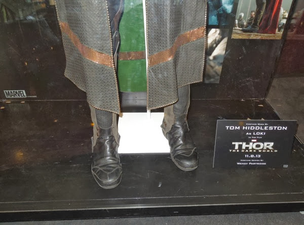 Loki costume shoes Thor Dark World