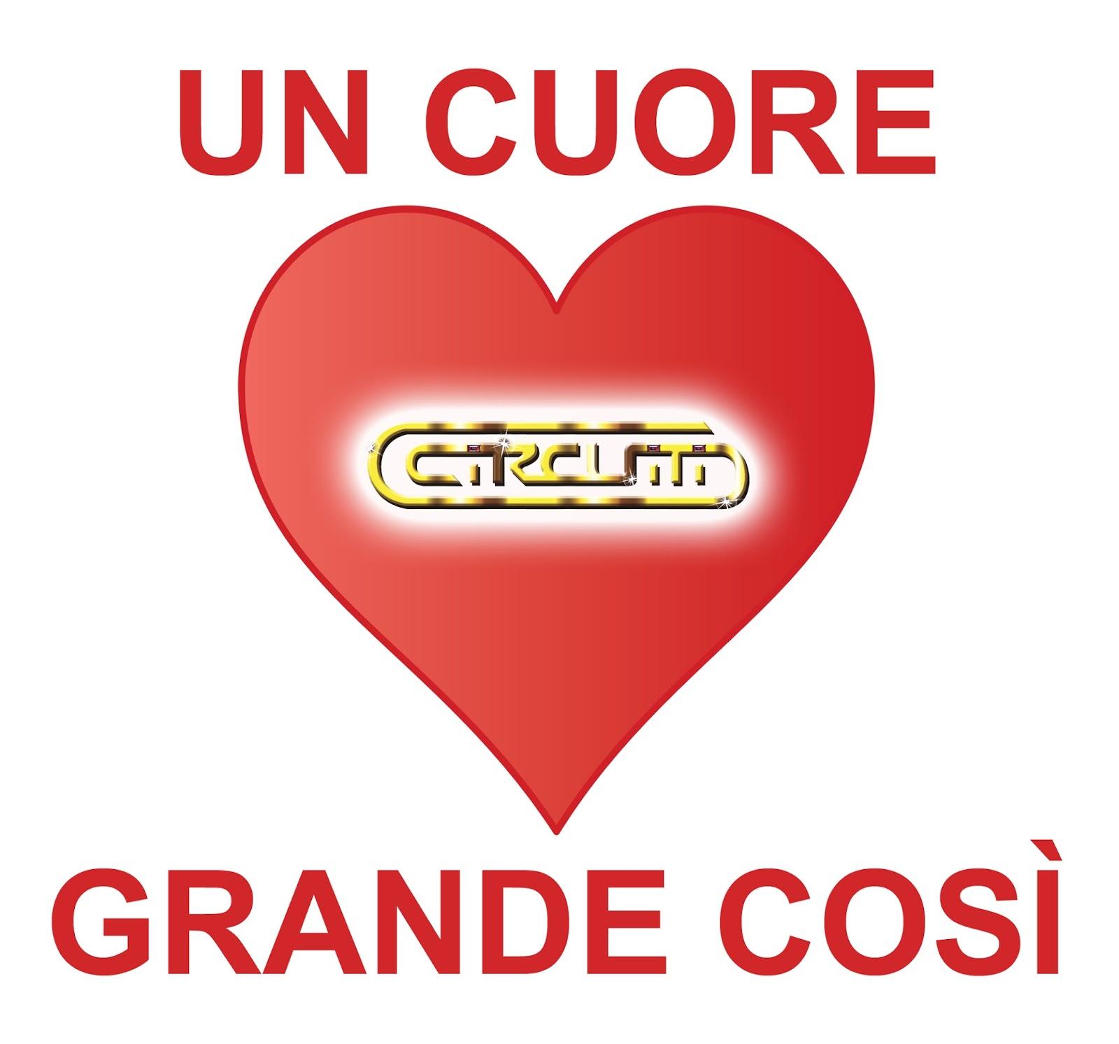Popolare San Valentino 2016:Circuiti Gioielli ha un cuore grande cosi' XB34