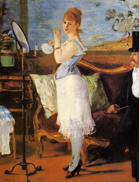 impressionism manet - photo #9