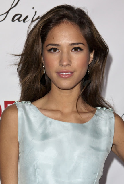 Kelsey Chow wearing Jenny Dayco earrings