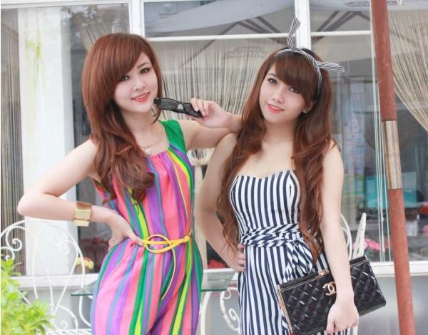 Gái đẹp trên Facebook, gái xinh facebook khoe hang 4