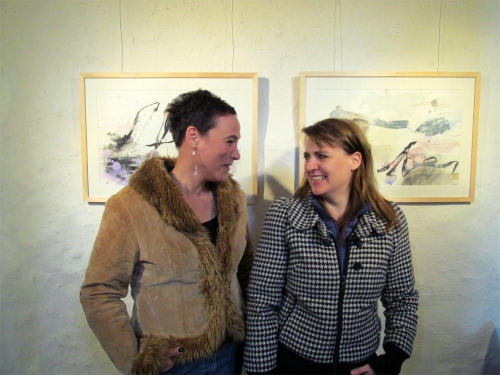 Iris Stephan & Julja Schneider