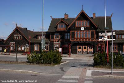 Bodens Järnvägsstation