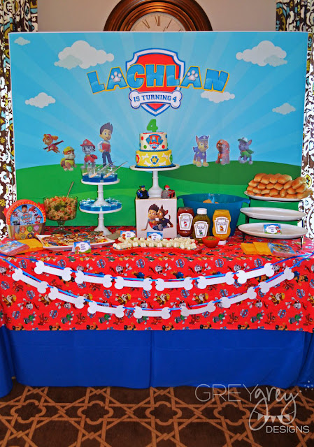 #pawpatrolparty #pawpatrol #puppyparty #pawpatrolpartyideas #dogparty