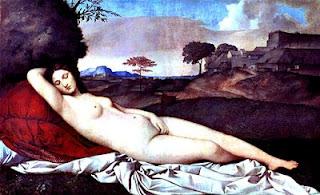 A Venus Adormecida