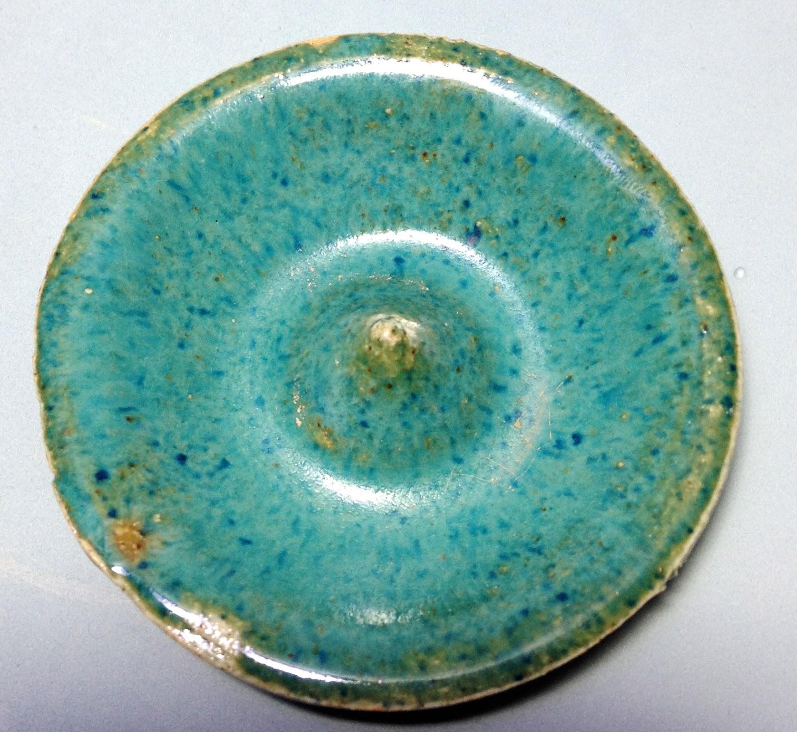 Cer mica dcantero prueba de esmaltes al detalle Esmalte para ceramica