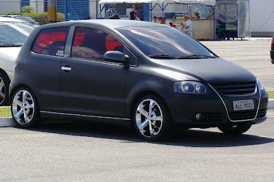Fotos de carros envelopados - Nova moda 2