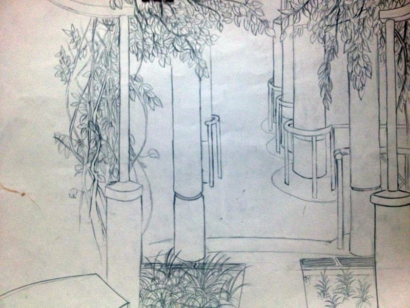 Drawing With No Lines : Yayo: lasalle drawing module