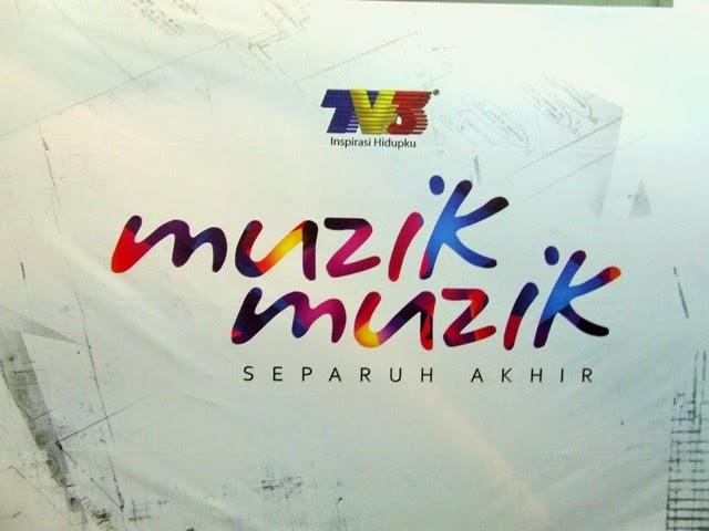 Senarai Lagu Layak Separuh Akhir Muzik-Muzik Ke 29 2014