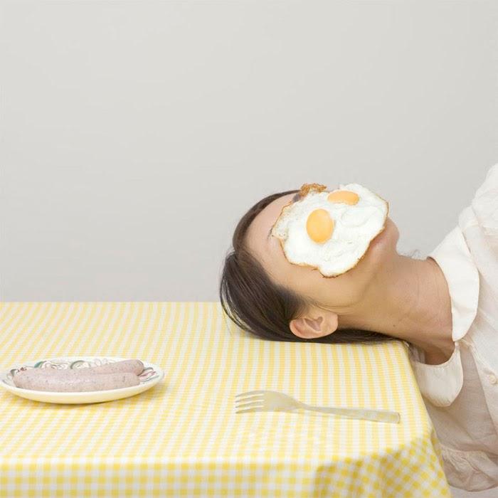 Mitsuko Nagone. New self, New to self. Fotografía