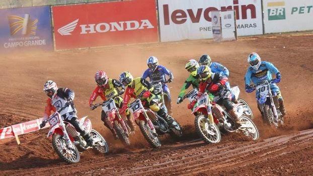 SporTV fecha acordo para transmitir o Campeonato Brasileiro de Motocross PRÓ