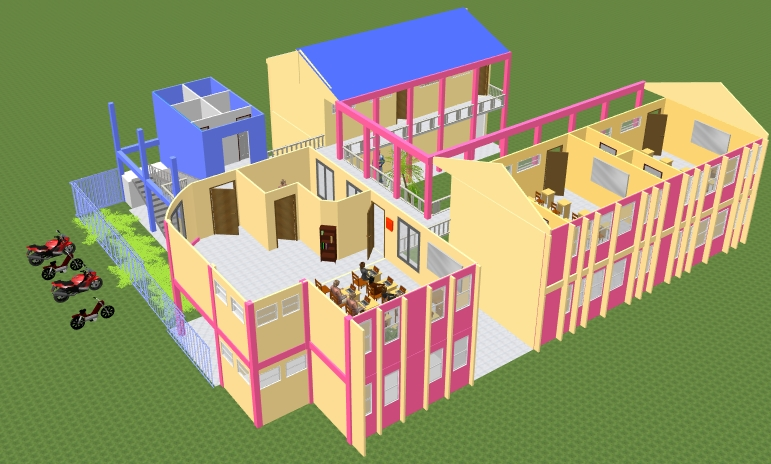 Dise A El Plano De Tu Casa En 2d Con Una Vista Previa En