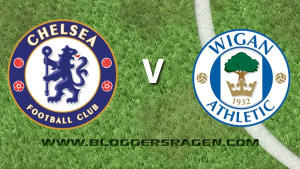 Pertandingan chelsea vs wigan