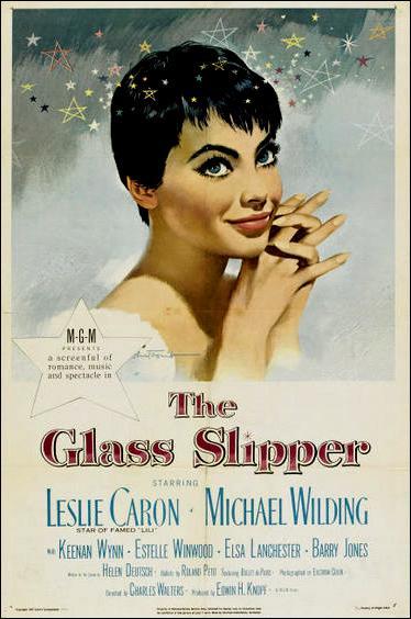 La zapatilla de cristal (1955). 20012bd1b01f