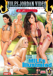 MILFs Illustrated (2013) (Split Scenes) starring Devon, Lisa Ann, Veronica Avluv