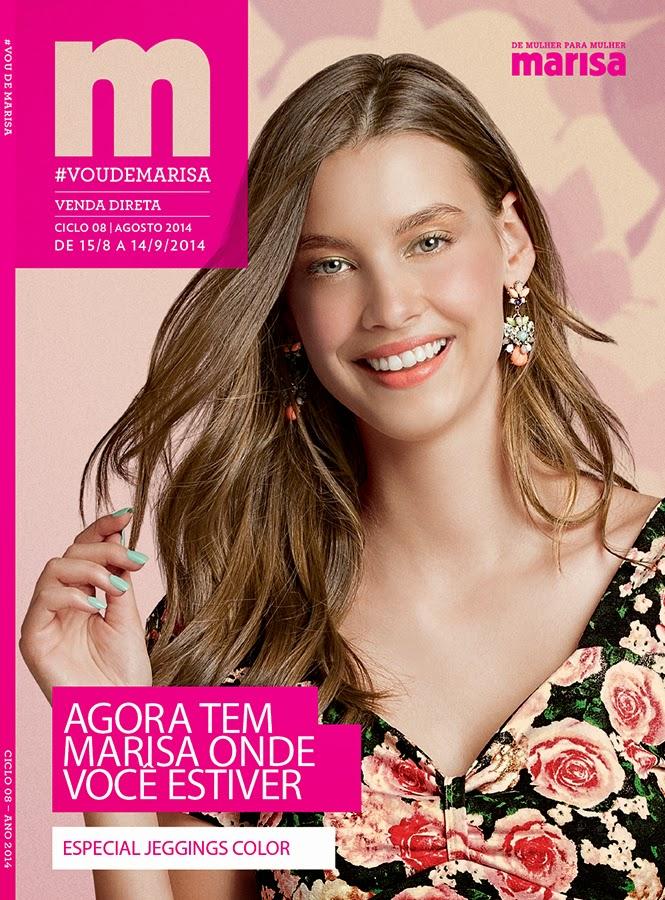 Catalogo Marisa Venda Direta Ciclo 8 | 2014