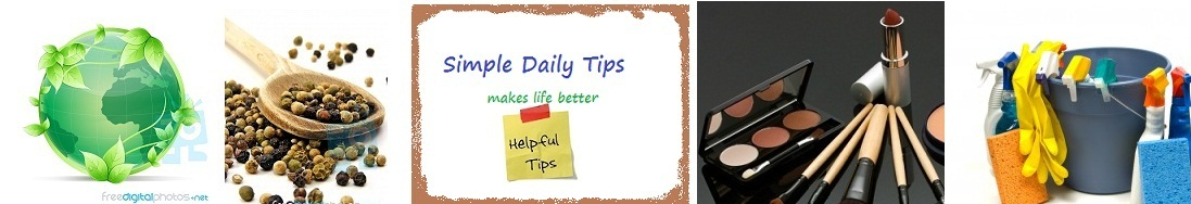 Simple Daily Tips