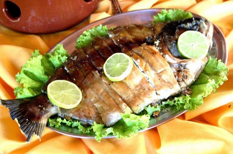Manifesta o cultural comidas t picas da regi o norte for Comida para tilapia