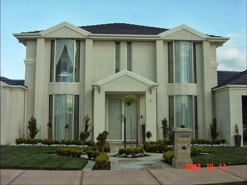ide membangun model rumah minimalis modern idaman