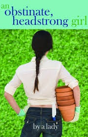 Book cover: An Obstinate Headstrong Girl by Abigail Bok