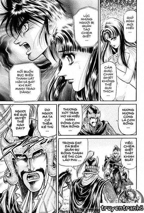 Chú bé rồng-Ryuuroden chap 24 Trang 38 - Mangak.info