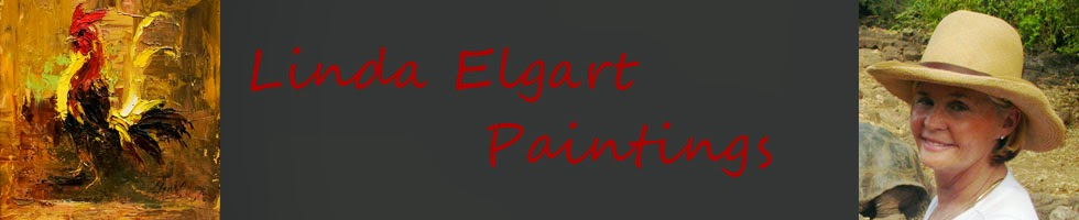 Linda Elgart Paintings