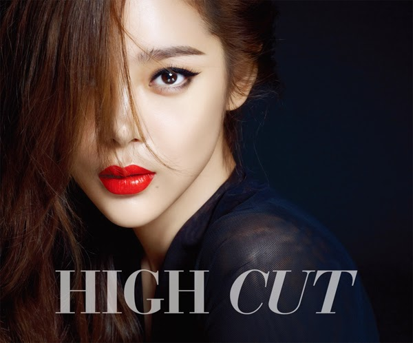 Park Si Yeon - High Cut Magazine Vol.137