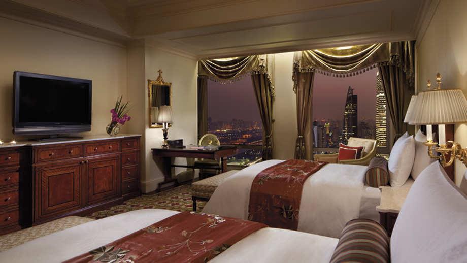 Top Asian Hotels Guangzhou China Ritz Carlton Hotel