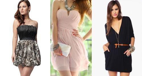 Vestidos: conheça os diversos tipos existentes!