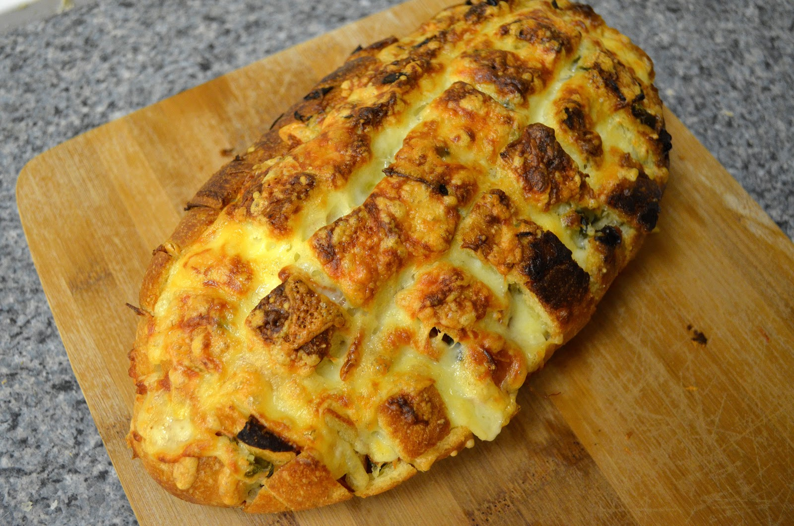 Stuffed Bread Recipes — Dishmaps
