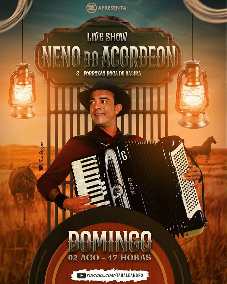 Live Show Neno do Acordeon