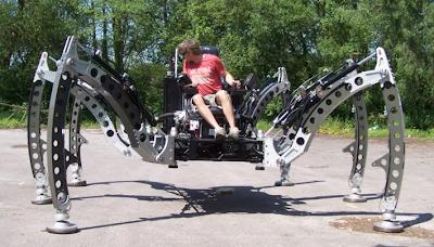 mantis linux robot