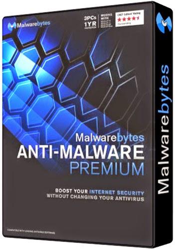 Malwarebytes Anti-Malware Premium 2.1.4.1018 Final incl Serials Key