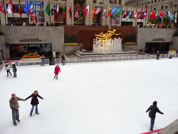 Enjoying a NYC Winter