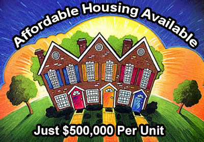 Affordable Housing Expensive