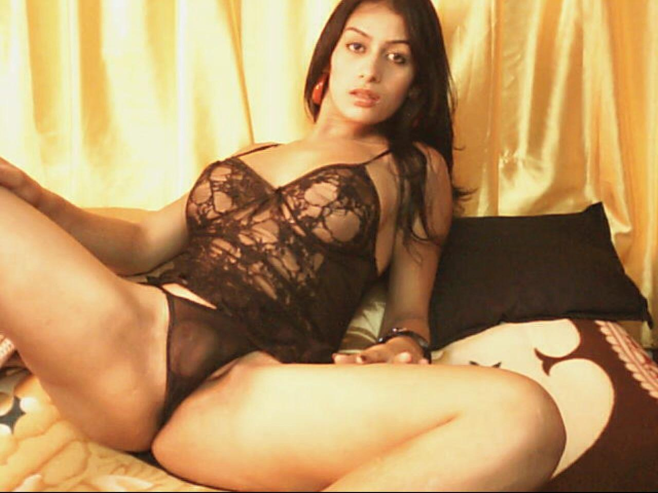 Travesti Colombiana