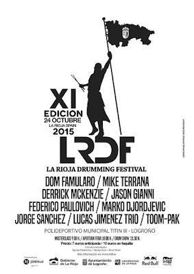 cartel LRDF 2015