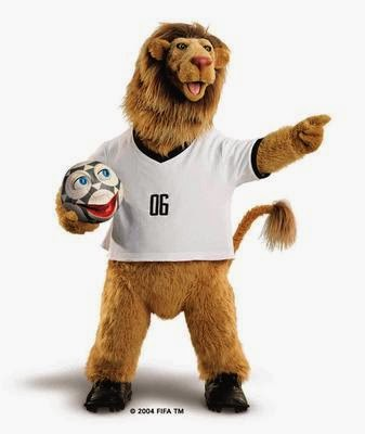 Maskot Piala Dunia 2006